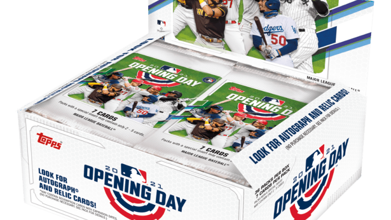 Topps going public through merger, iconic company valued at $1.3B