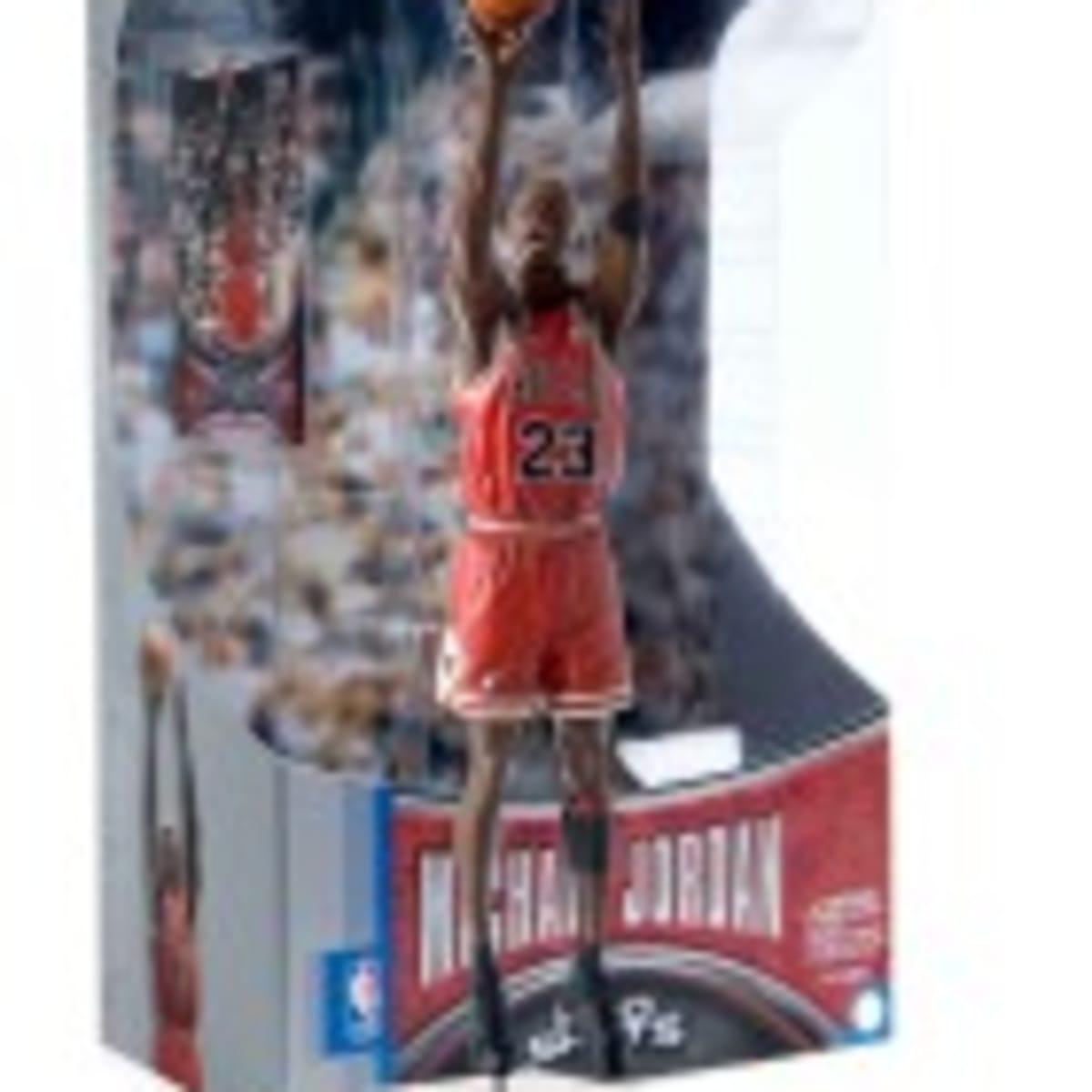"1998 NBA Finals Winning Last Shot Michael Jordan 6 /"" Figure Toy"