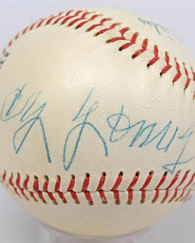 cy young ball