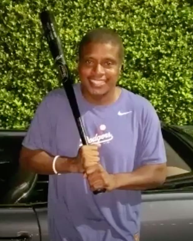 todd with bat