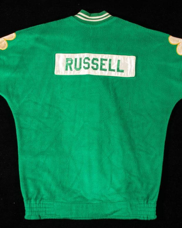 Bill Russell jacket.