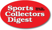 Sports Collectors Digest home