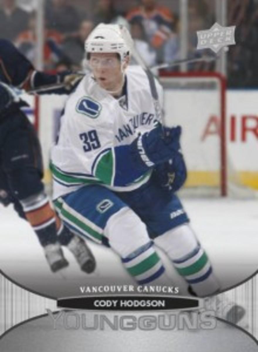 2011-12-NHL-Upper-Deck-Series-One-Young-Guns-Cody-Hodgson