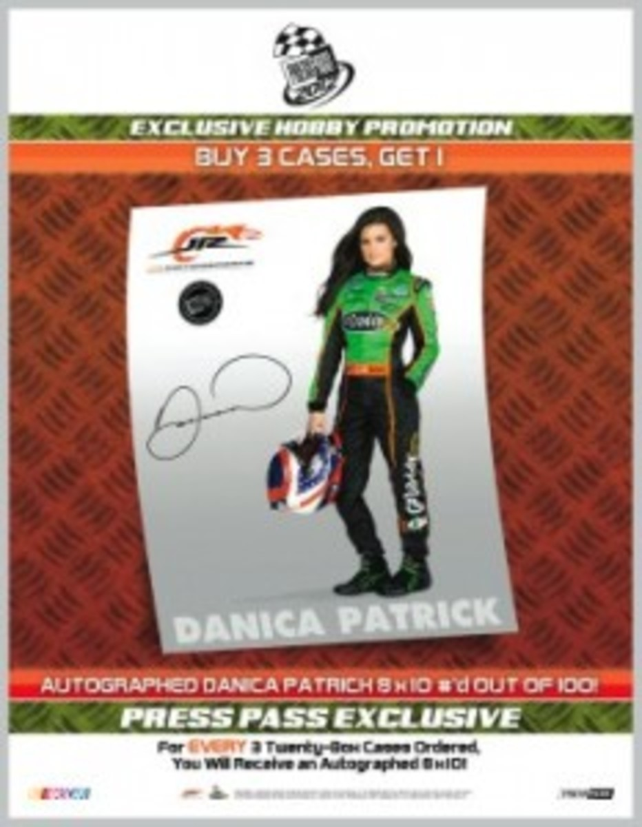 Danica Patrick 8x10 PP12