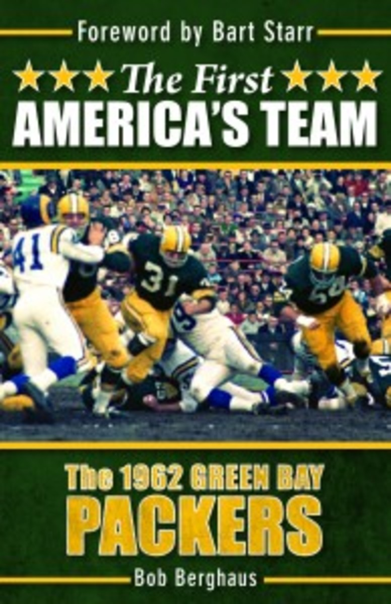 First Americas Team - HiRes Cover