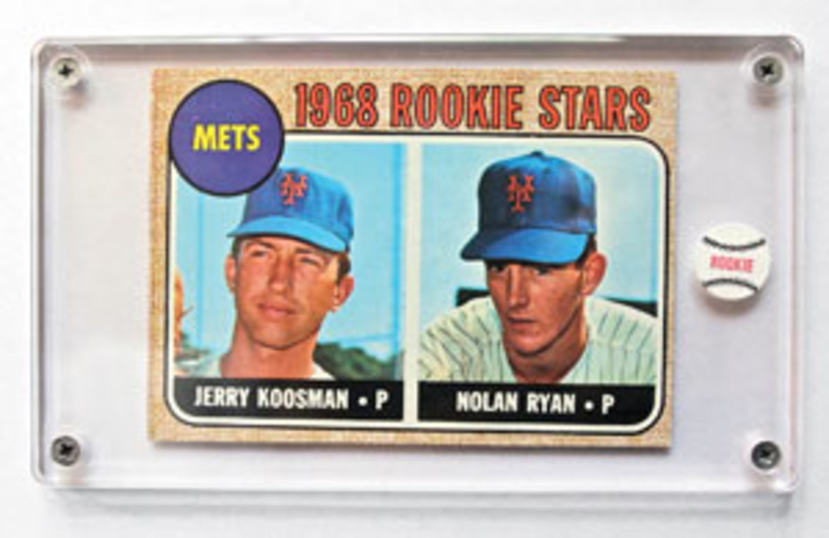Nolan Ryan's Rookie Card