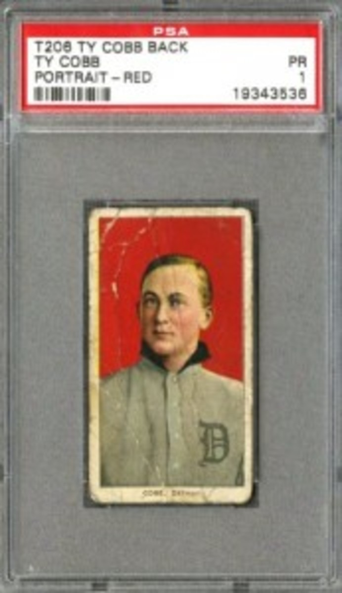 One of 12 known examples, and one of five known to be graded by PSA.