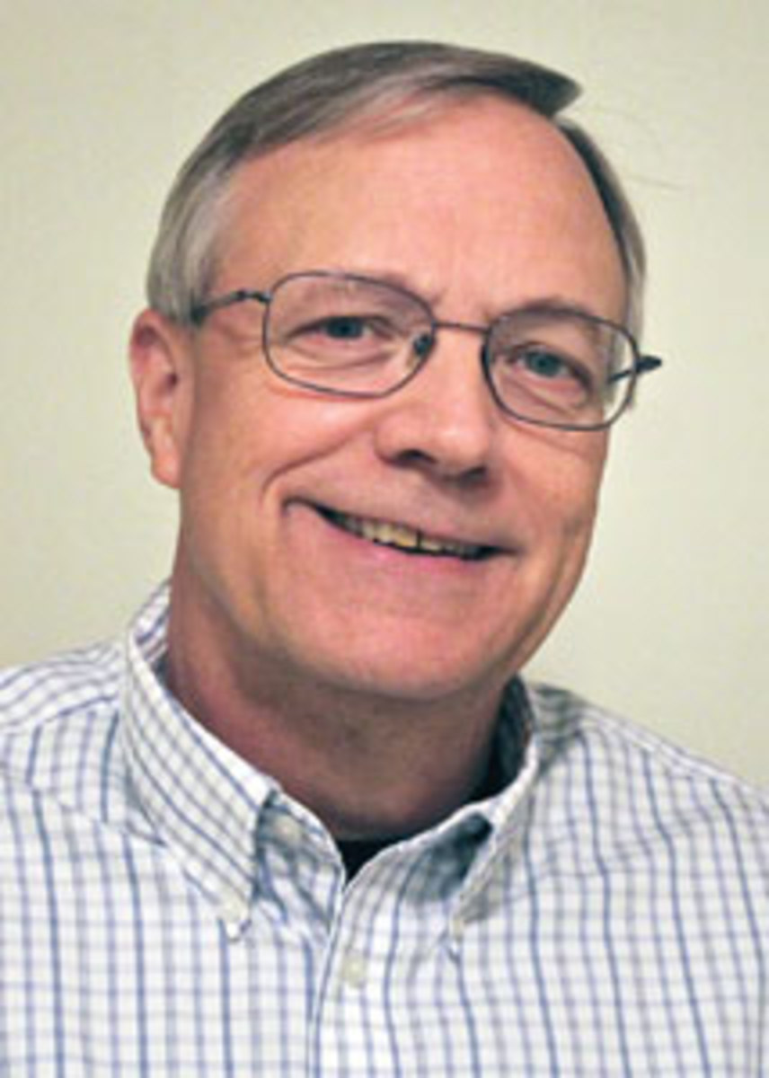 SCD Editor Dave Strege