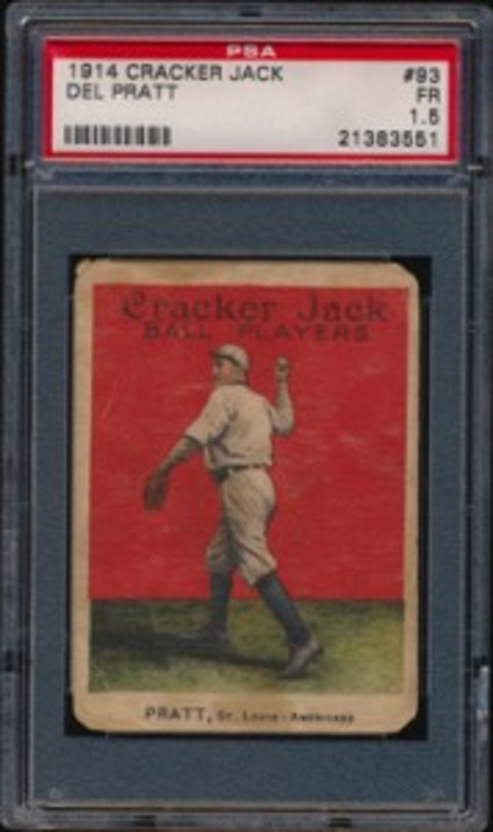1914 CJ Pratt LOTG Full Count FindWEB