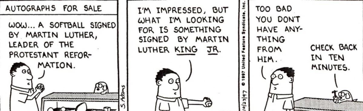3. Dilbert
