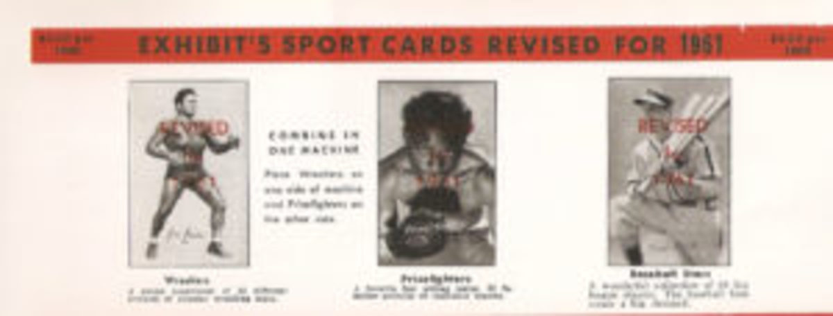 "ESCO's 1961 brochure had these three sports sets (all marked ""revised for 1961"") out of 44 total sets."