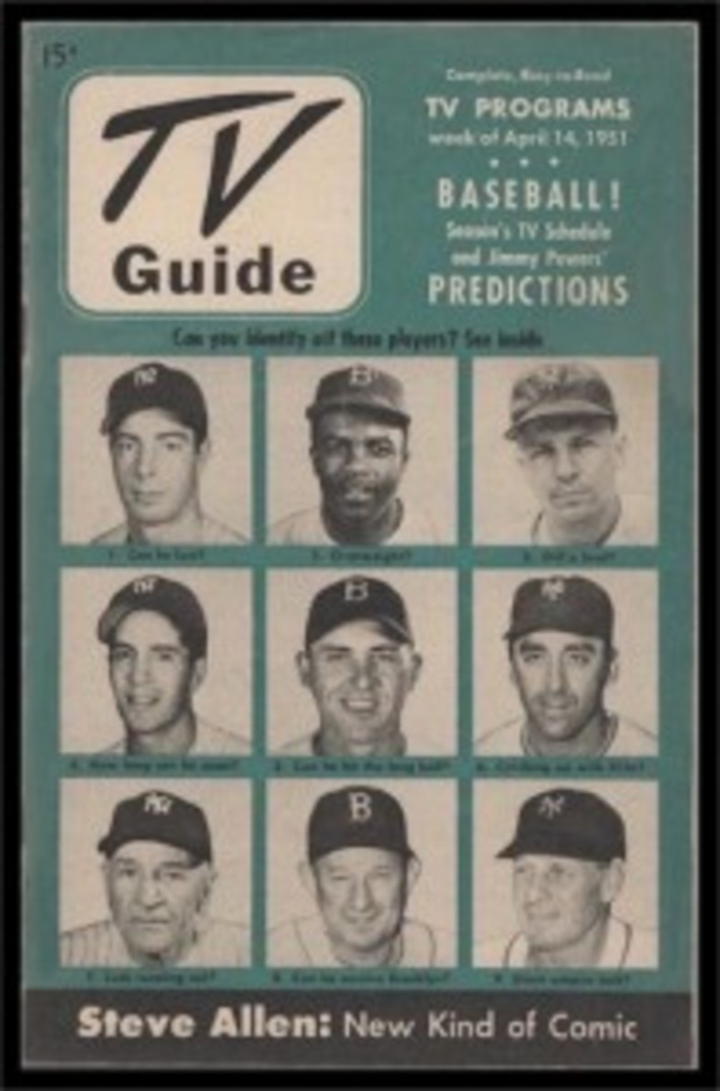An exploding television market and success of New York City teams helped Topps enter and take over the baseball card market in the 1950s.