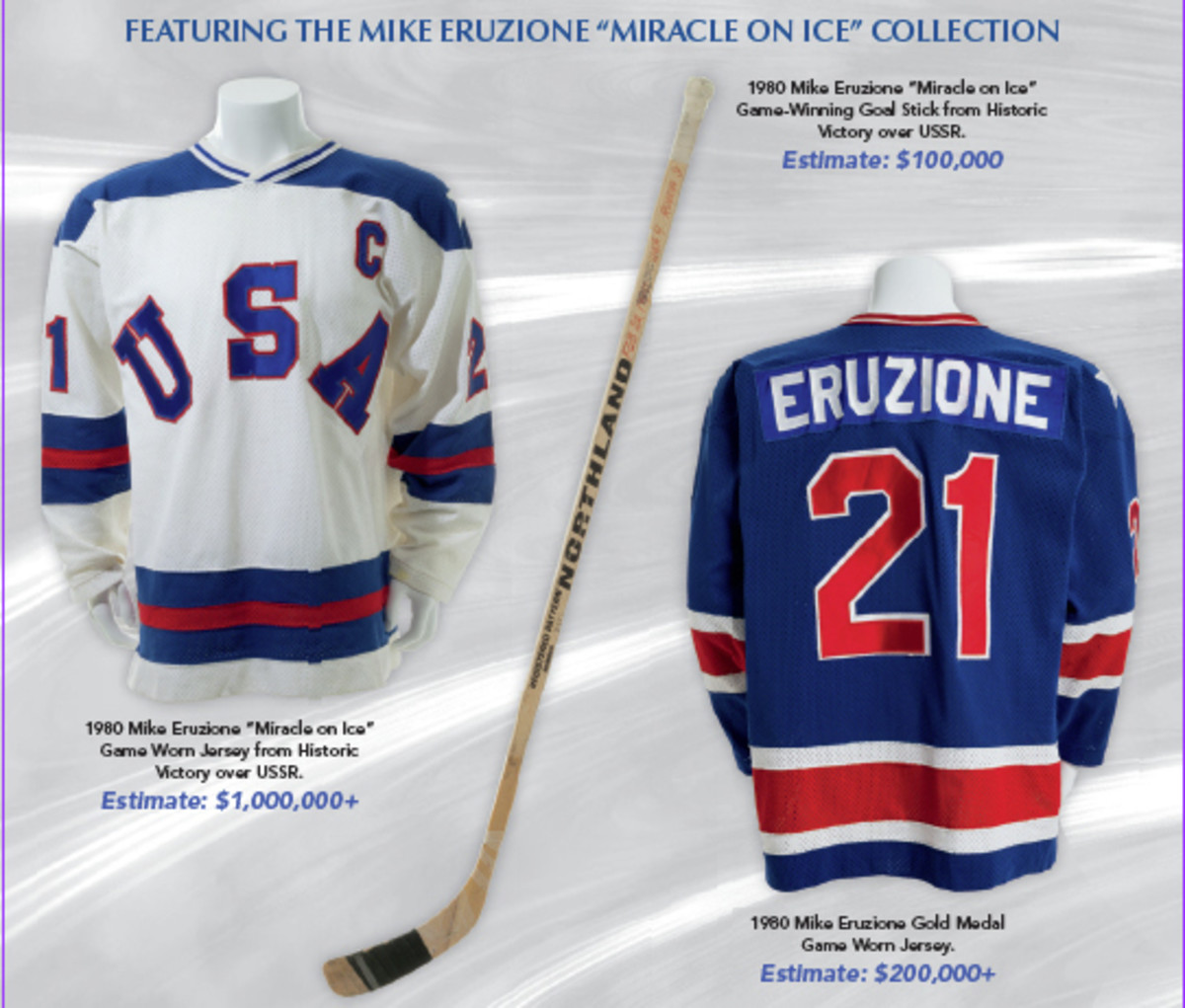 Eruzione collection