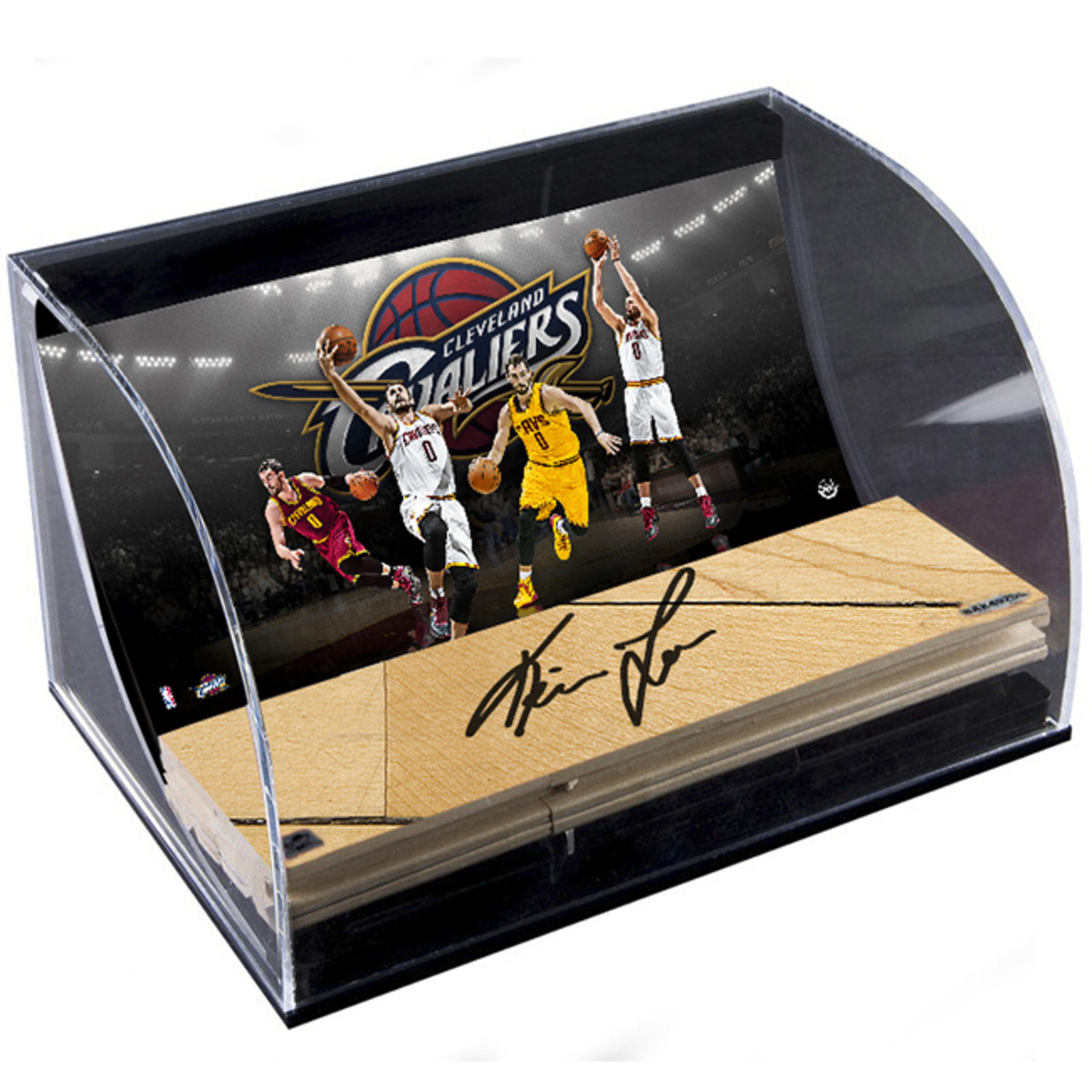 Upper-Deck-Authenticated-Exclusive-Signed-Autograph-Memorabilia-Kevin-Love-Cleveland-Cavaliers-Curve