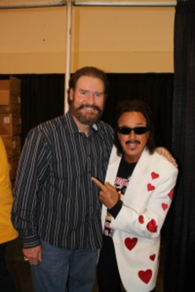 Boggs and Jimmy Hart