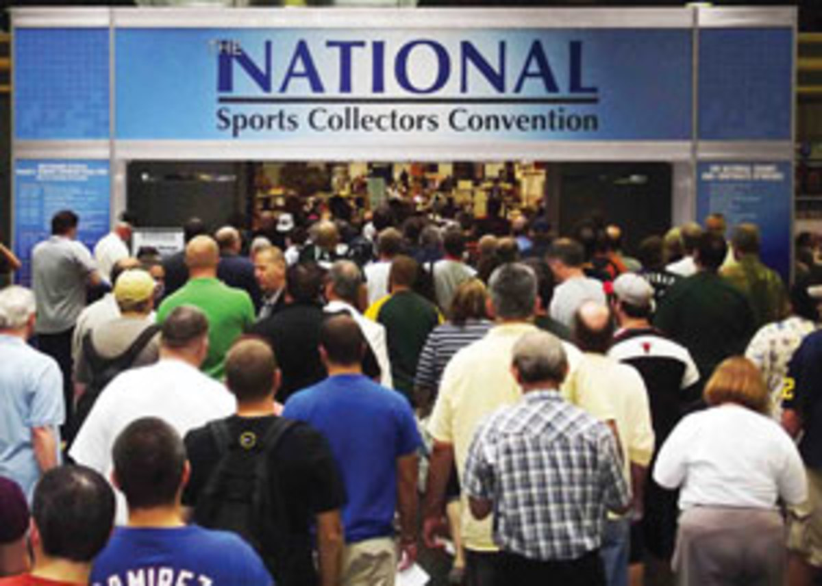 The 2019 National Sports Collectors Convention at the Donald E. Stephens Convention Center, Rosemont, Ill., was a massive success.