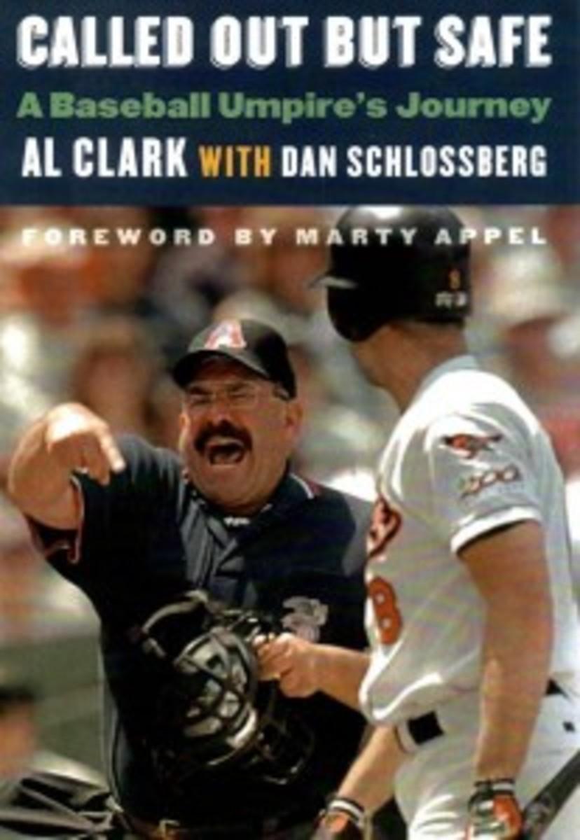 AL CLARK book cover