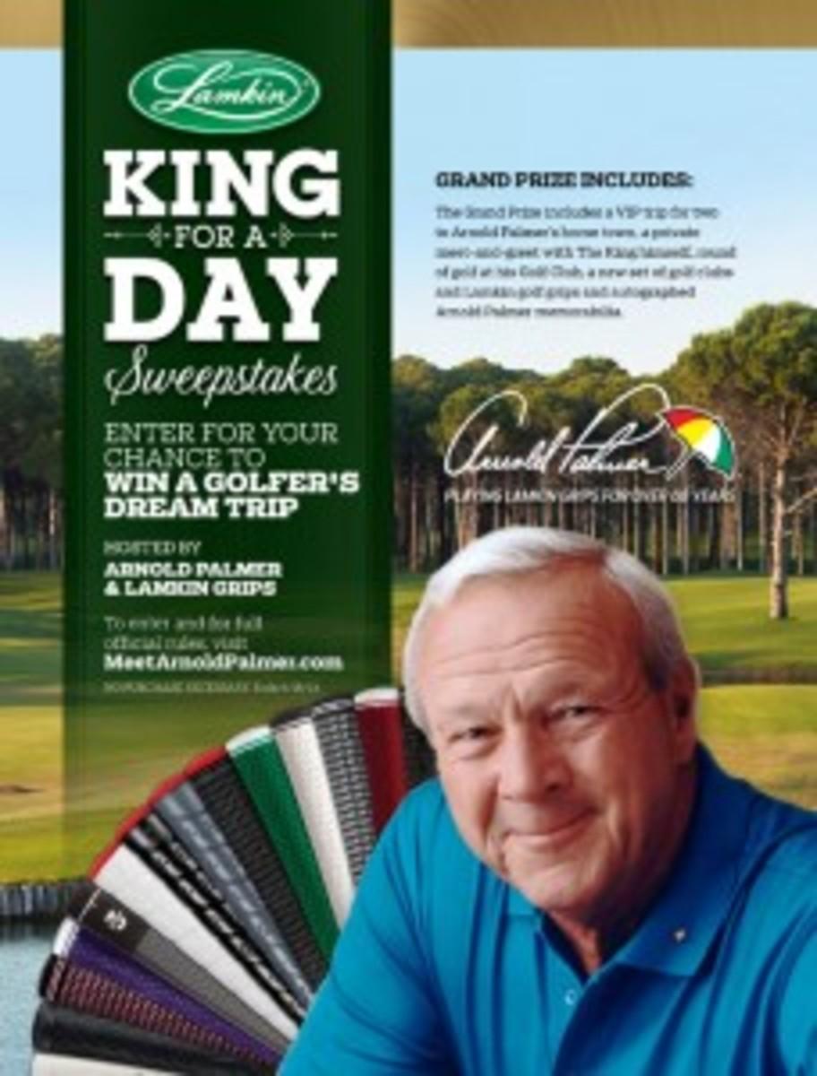Arnold Palmer Sweepstakes
