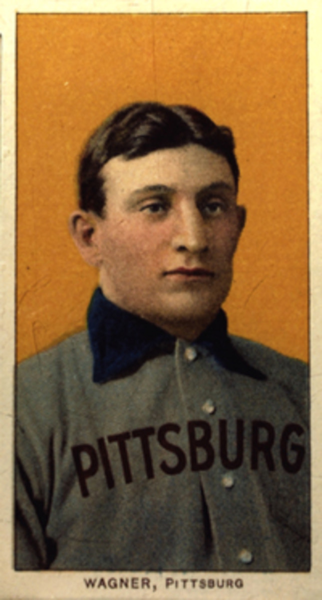 This Wagner ended up in the Baseball Hall of Fame.