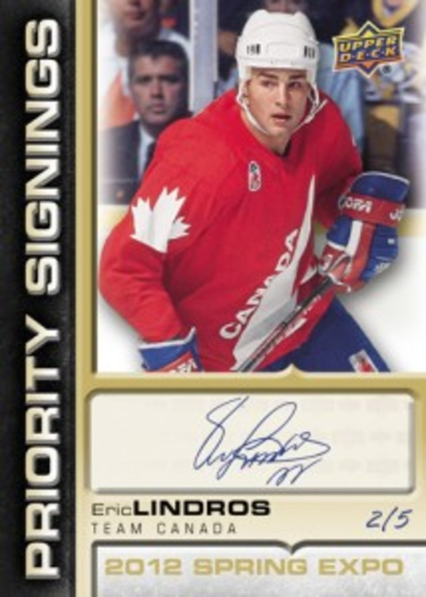 2012-NHL-Sports-Cards-Collectibles-Expo-Eric-Lindros-Team-Canada