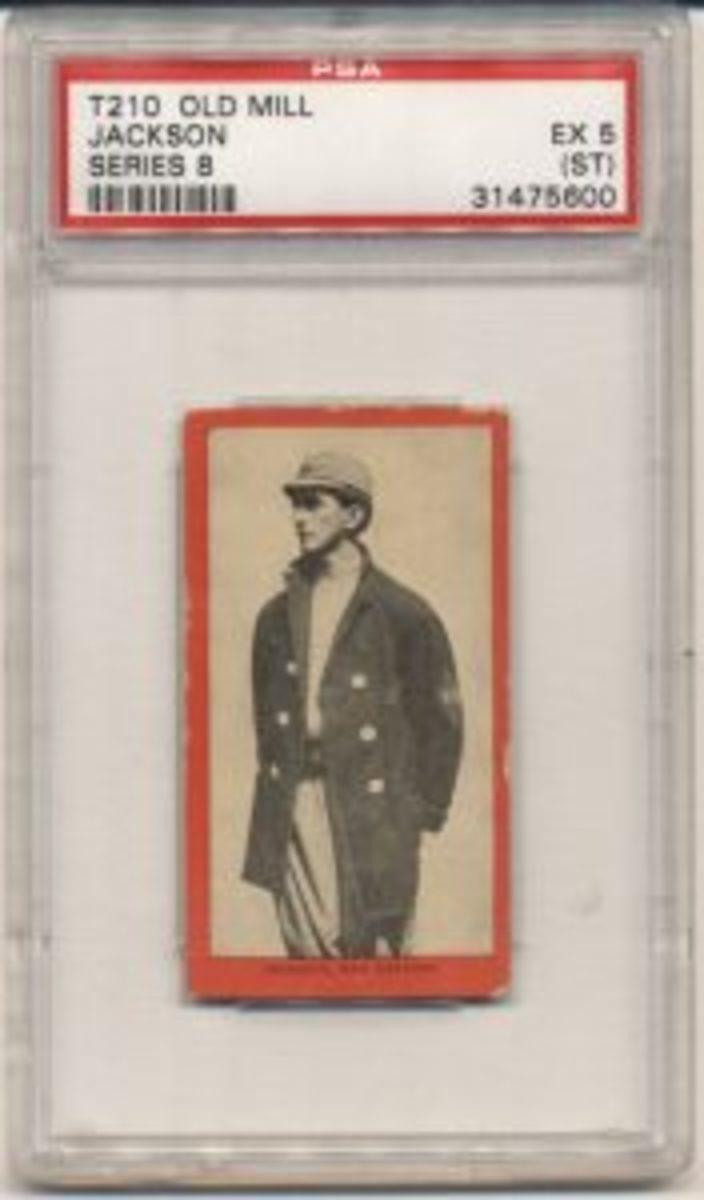 Shoeless Joe Old Mill card