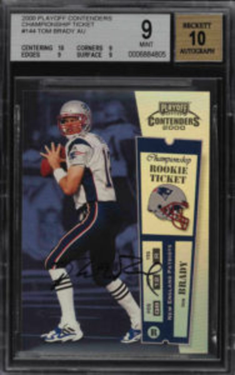 Modern Sports Cards See Bidding Frenzies And High Selling Prices On Ebay Sports Collectors Digest