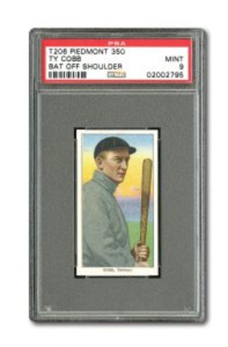 SCP1909-11 Ty Cobb T206 Card