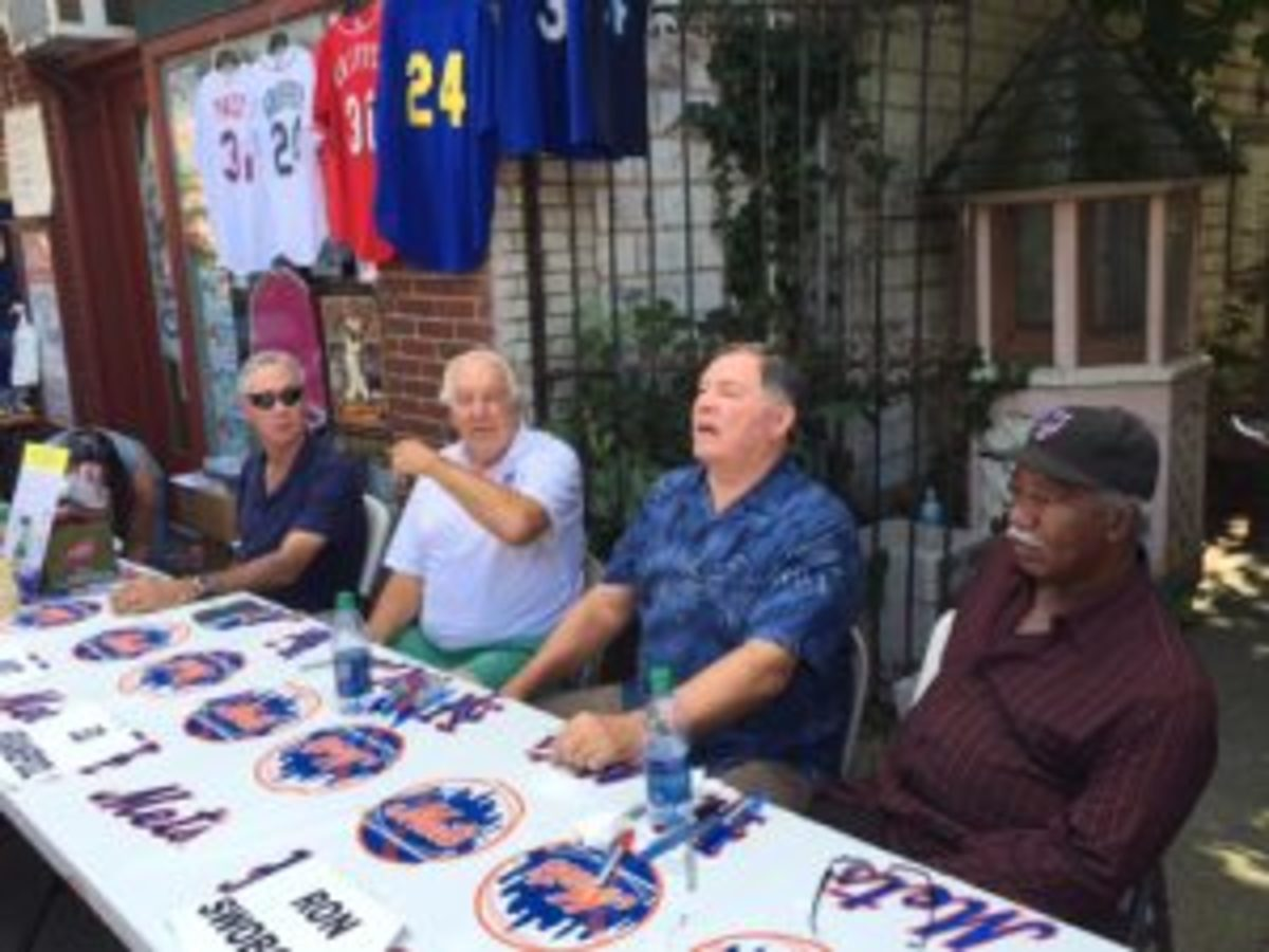 Miracle Mets at HOF
