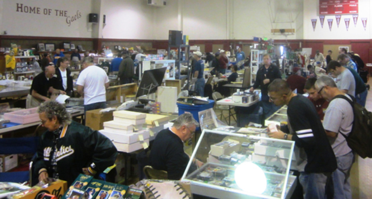 The St. Leander's Show has been attracting collectors for 29 yearWEB.