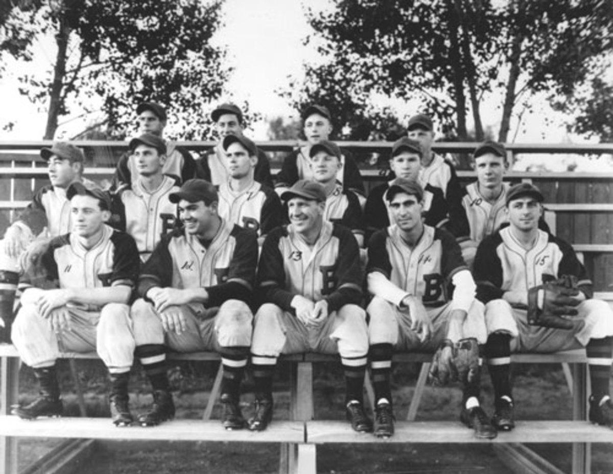 Bisbee Baseball Team