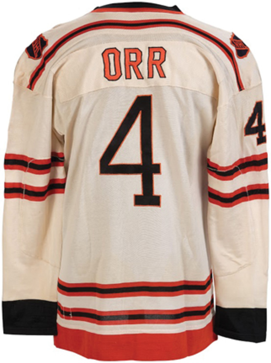 1972 Bobby Orr NHL All-Star Game Worn Jersey