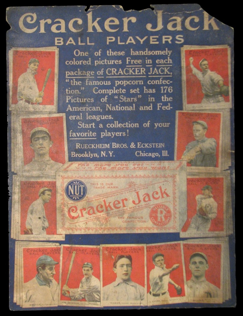 cracker jack poster front
