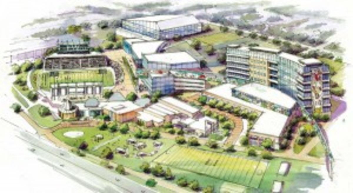 Plans are underway for a $476 million expansion to be ready for 2019-20 at the Pro Football HOF.