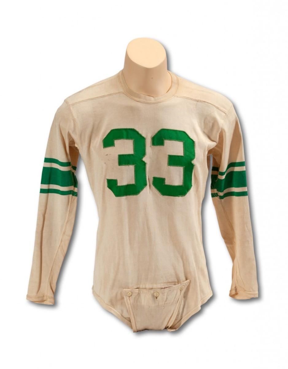 Ollie Matson C. 1951 Dons Jersey(1)