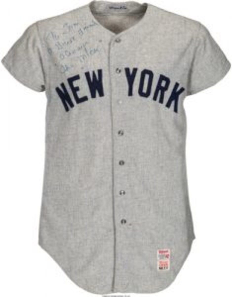 Heritage 1968 Mantle jersey