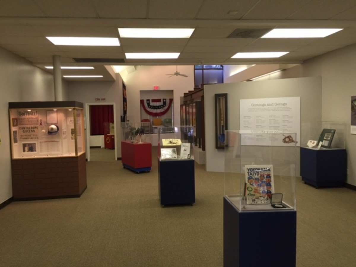 "A hidden gem in Mesa, Ariz., is the ""Play Ball: The Cactus League Experience"" exhibit in the Mesa Historical Museum."
