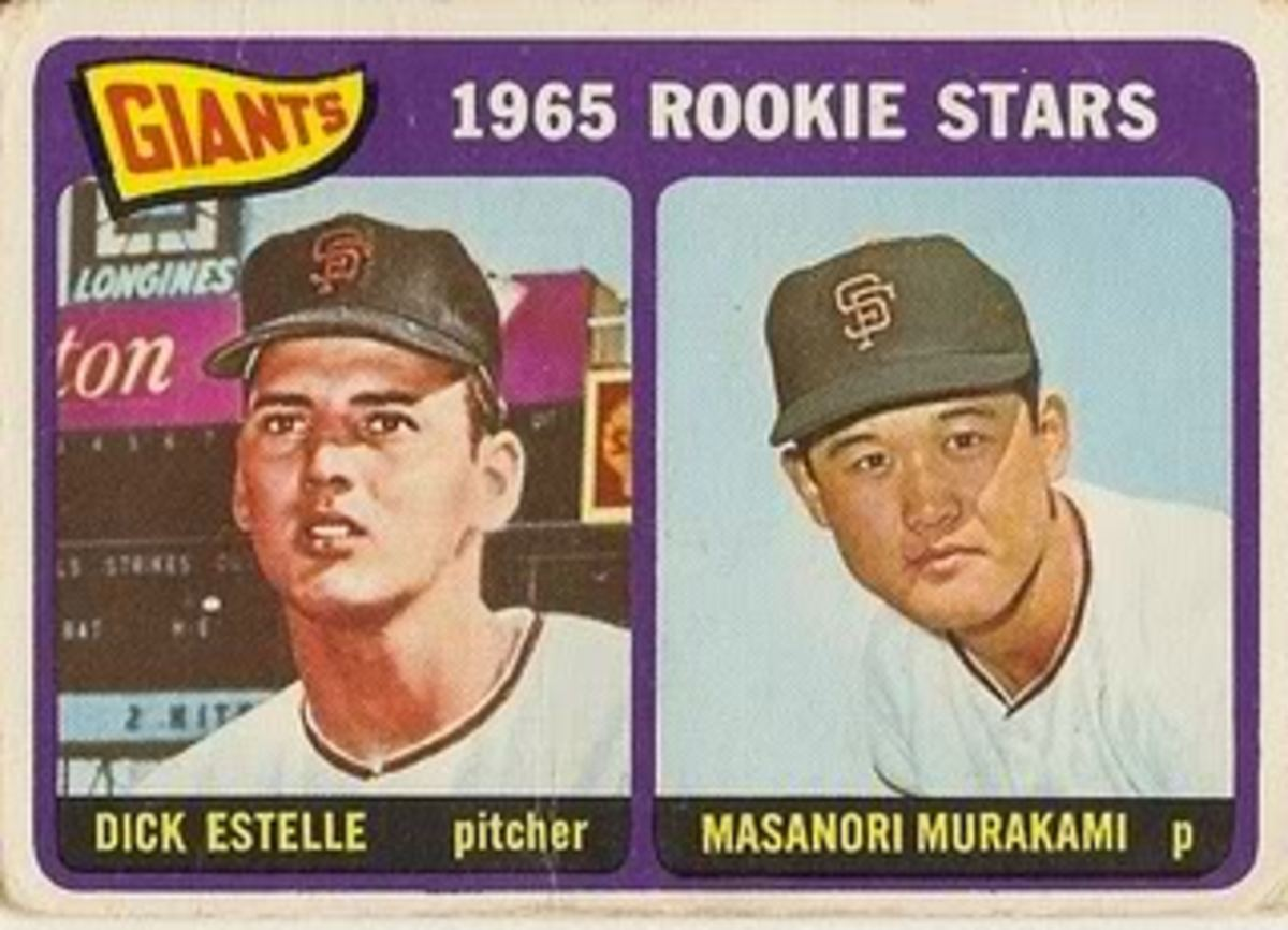 Masanori Murakami had something in common with Yogi Berra?