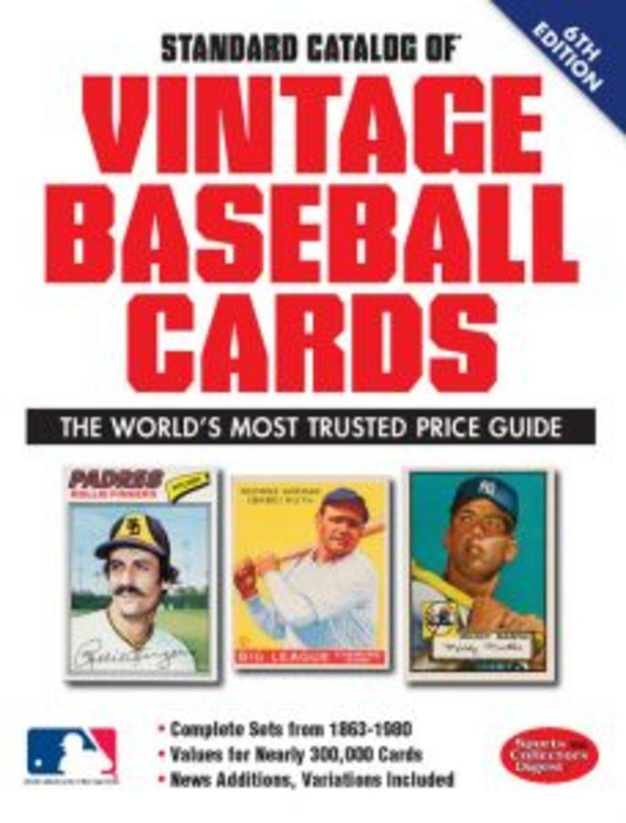 Std. Catalog of Vintage Baseball Cards 6th Ed.
