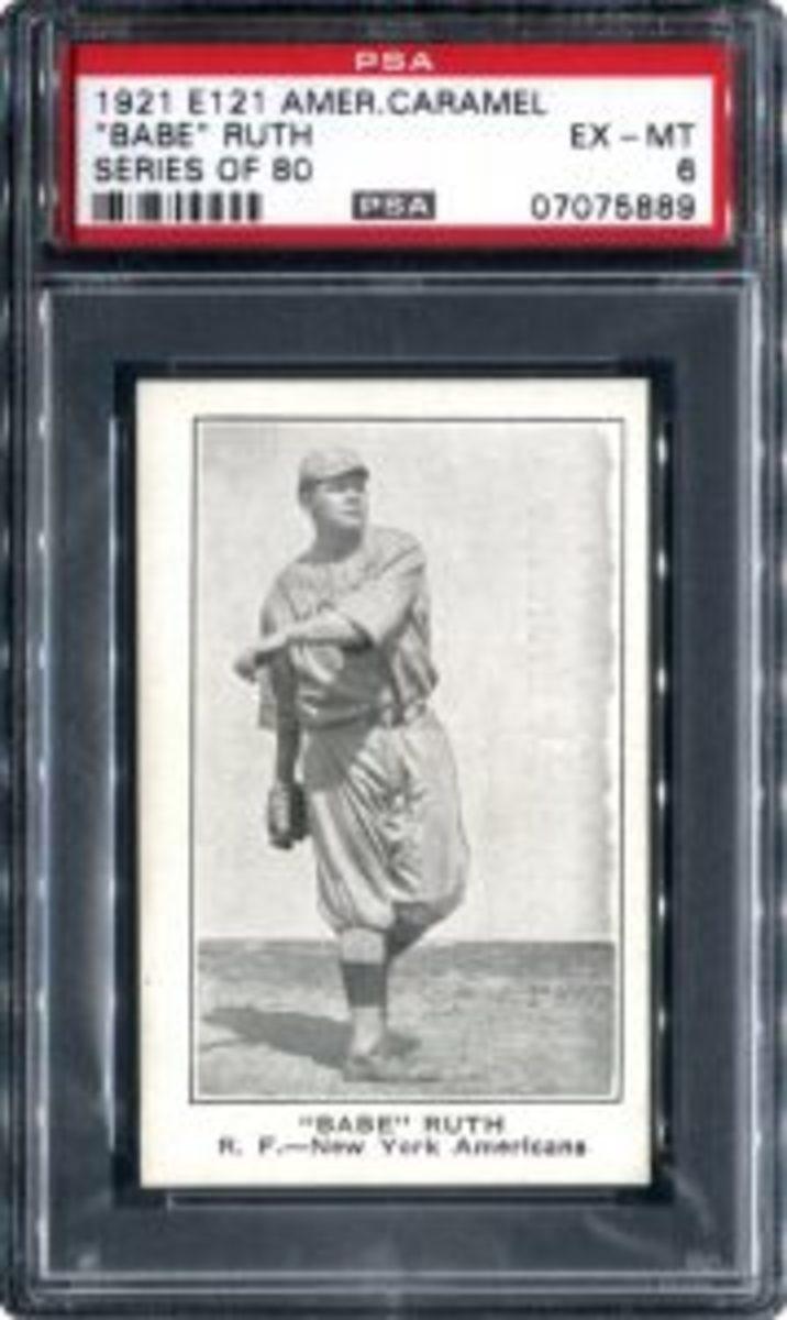 1921 Ruth Caramel