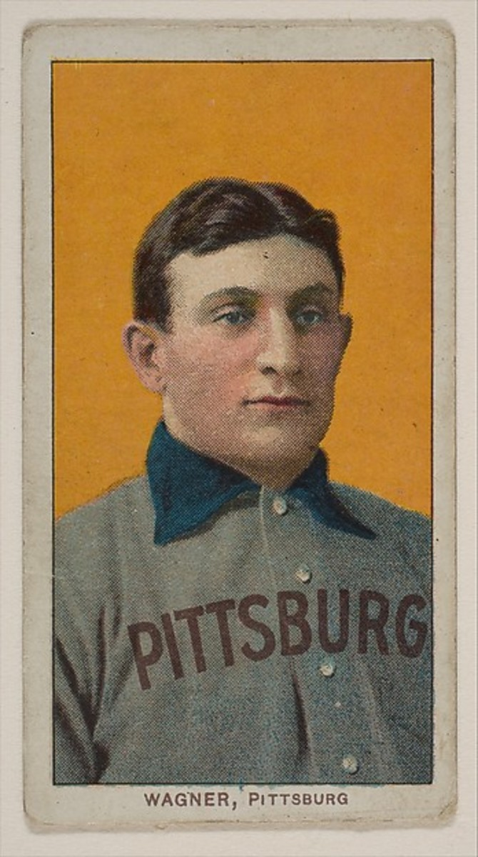 The Wagner card currently on display at the Met. Photo from the Collection Online at the Metropolitan Museum of Art: The Jefferson R. Burdick Collection, Gift of Jefferson R. Burdick.