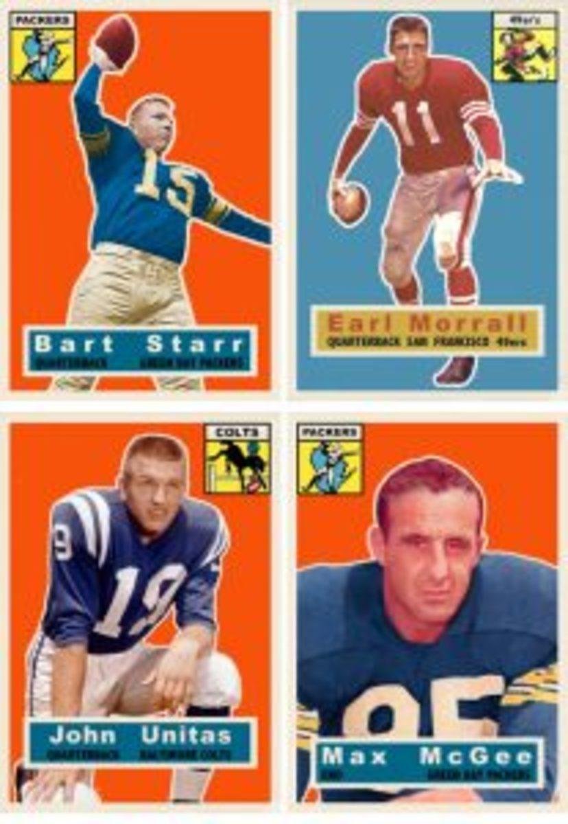 Examples of custom cards Bob Lemke created.