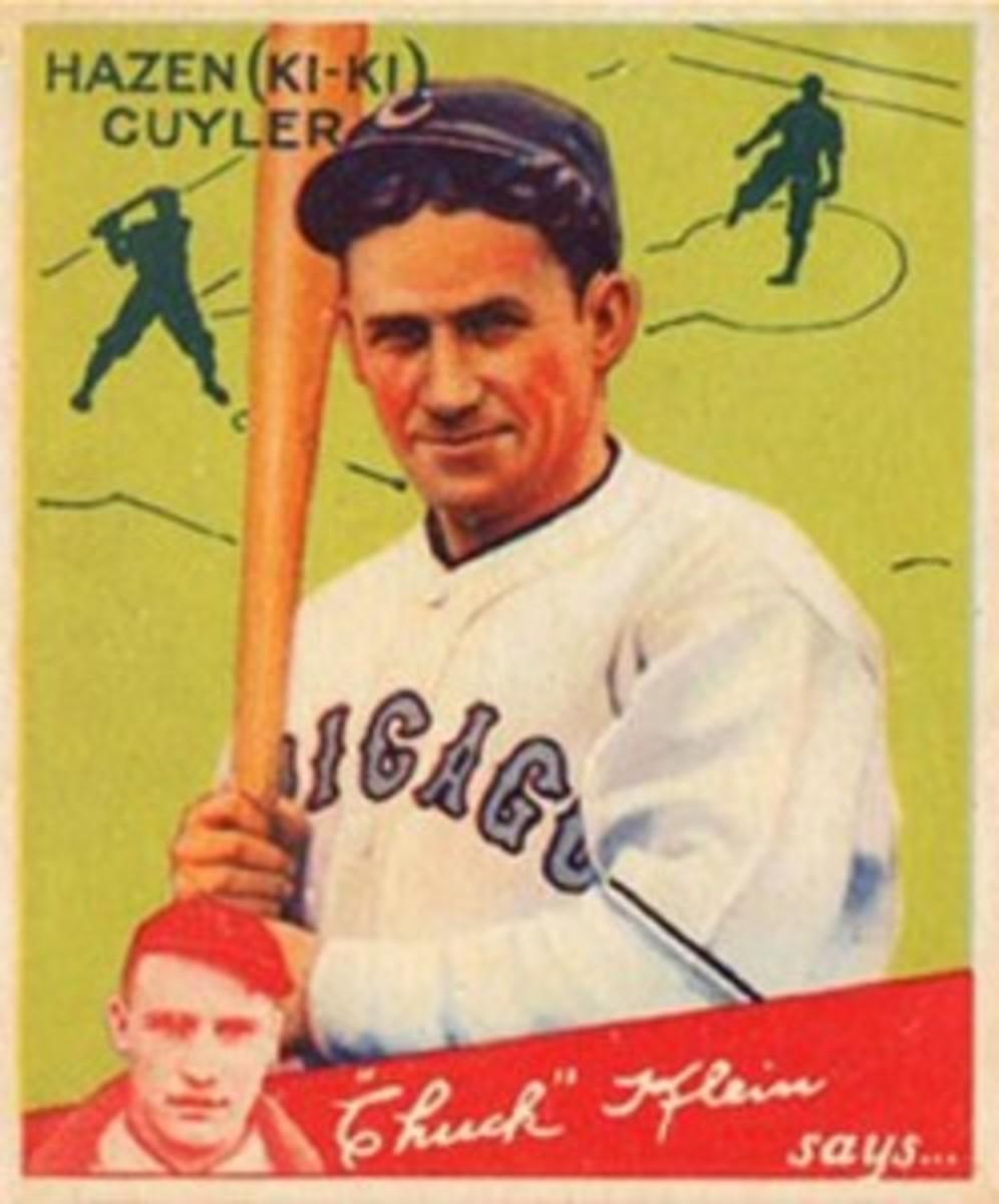 1934-Goudey-Kiki-Cuyler