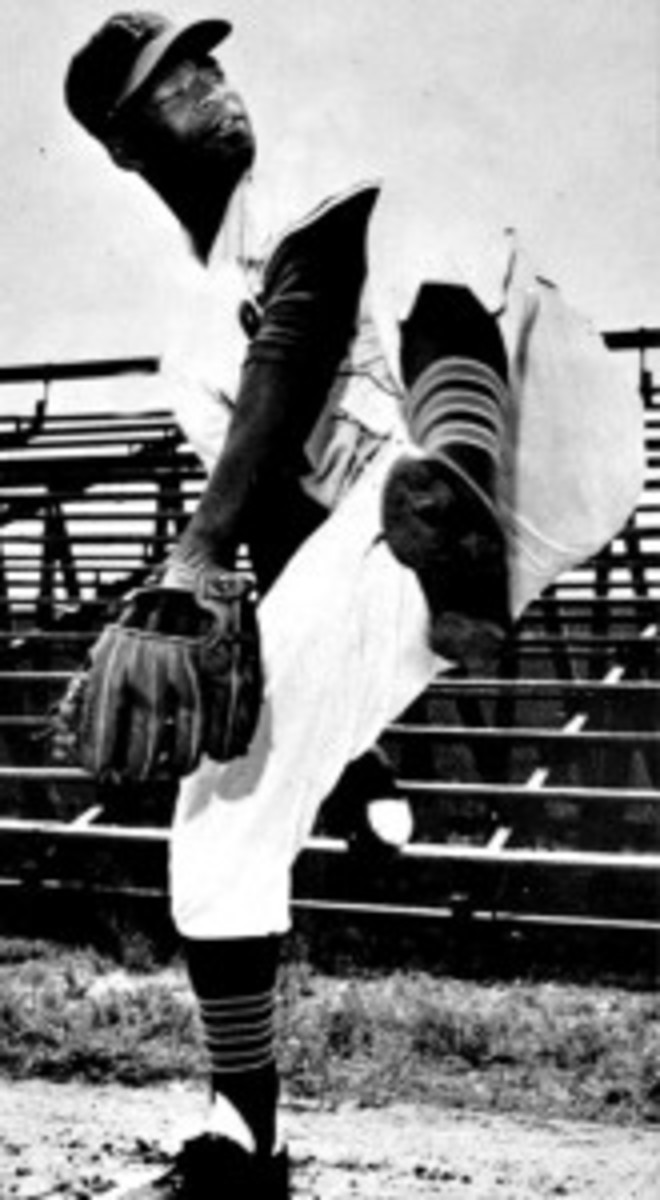 Henry Mason - Courtesy of Negro Leagues Baseball Museum
