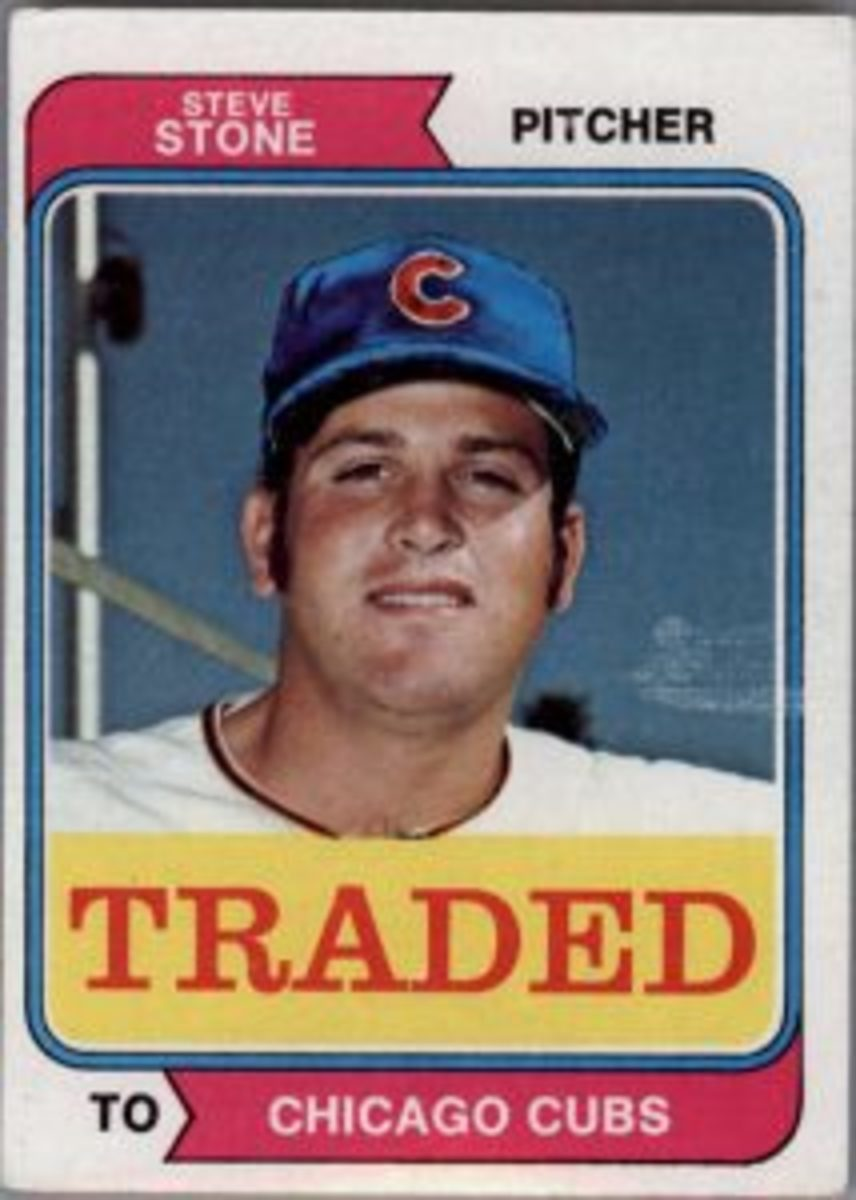 1974 Topps Traded Stone