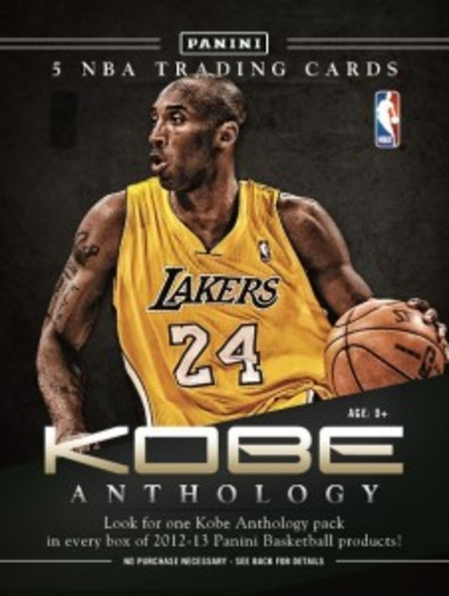 Panini America Kobe Anthology Main
