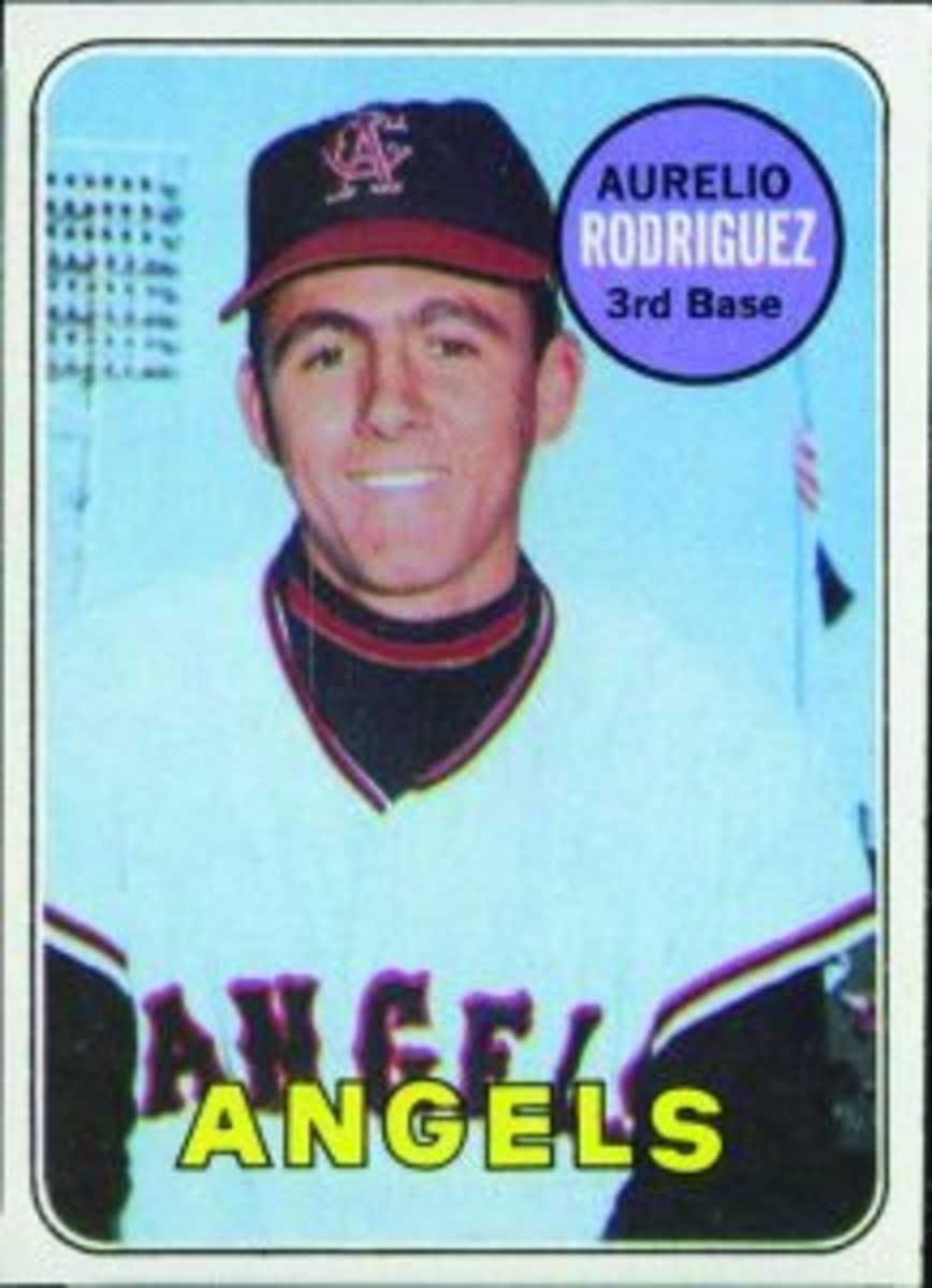 The most famous bat boy may be Leonard Garcia whose image was mistakenly used on the Aurelio Rodriguez card in the 1969 Topps Baseball set.
