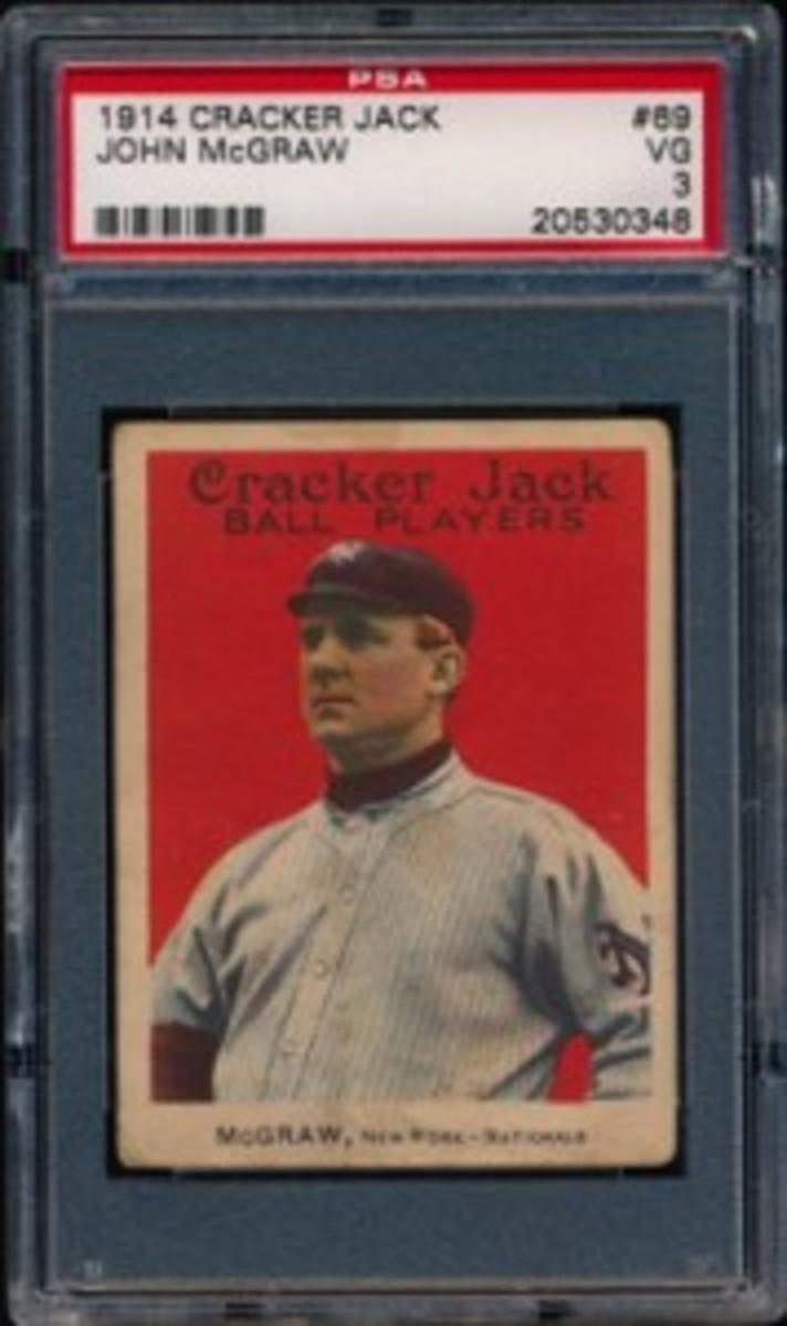 1914 CJ McGraw