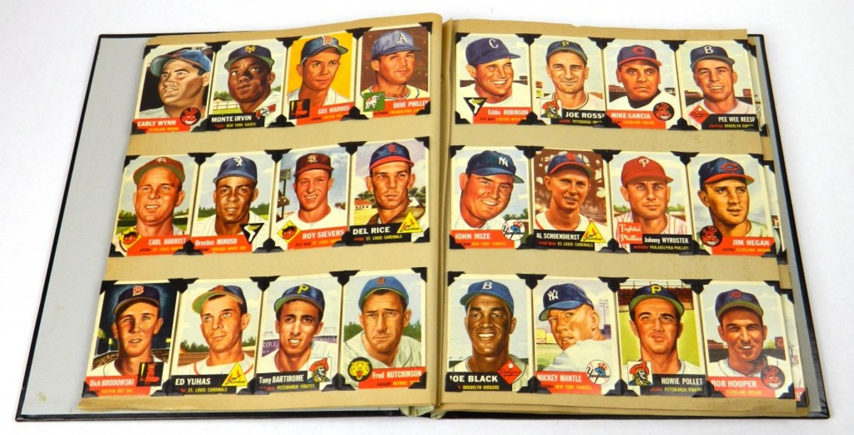 1953 TOpps A