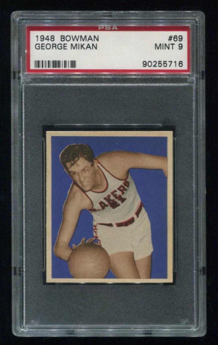 1948 Bowman Mikan