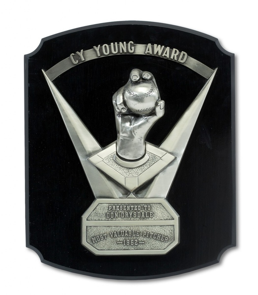 Don Drysdale '62 MLB Cy Young
